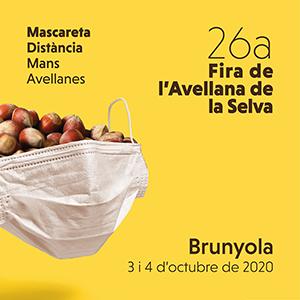 El doctor en ciències ambientals i naturalista Martí Boada inaugurarà la Fira de l'Avellana de la Selva, a Brunyola