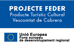 Projecte Feder - Projecte Turístic Cultural Vescomtat de Cabrera
