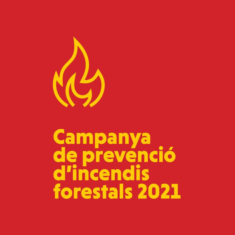 Campanya prevencio incendis 2021