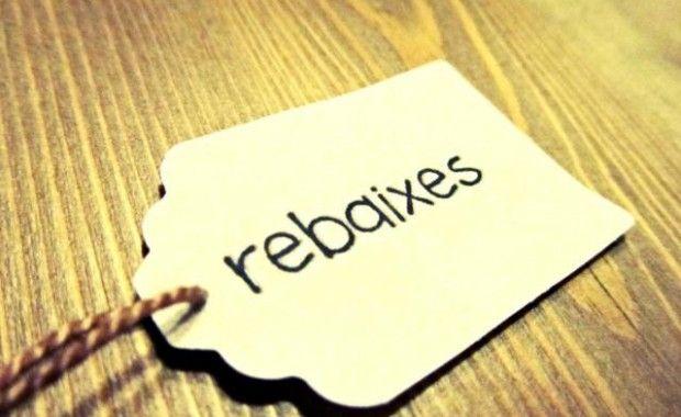 Recomanacions consum rebaixes