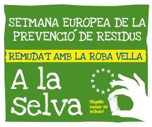 Semana Europea Prevencio de Residus