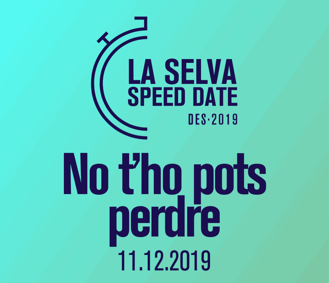 La Selva Speed Date