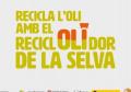 El Consell Comarcal de la Selva posa en marxa una campanya de reciclatge de l'oli a diversos municipis selvatans