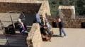 El castell de Montsoriu supera totes les expectatives de visitants durant els dies de Setmana Santa