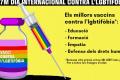 El Consell Comarcal de la Selva commemora el Dia Internacional contra la LGBTI-fòbia