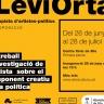 El Centre Cívic de Sils acull l'exposició de Levi Orta, copista d'artistes polítics