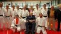 El conseller d'Esports, Joel Comas, participa en la celebració del 50é aniversari del Club Judo Blanes