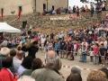 Més de 3.500 persones visiten la 25a edició de la Fira de l'Avellana de la Selva de Brunyola
