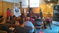 Més d'una trentena de persones assisteixen a la presentació de les formacions per l'artesania artística al Ter Brugent