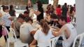 Més d'una vuitantena de joves participen en la trobada Cul Inquiet de la comarca de la Selva