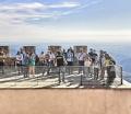 Un total de 700 persones visiten el castell de Montsoriu durant el cap de setmana del Pilar