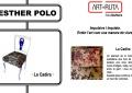 """L'exposició de l'Esther Polo arriba a la Casa de la Paraula de Santa Coloma de Farners en el marc del projecte """"Art en Ruta"""" que impulsa el Consell Comarcal de la Selva"""