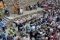 Més de 3.000 persones visiten la 24a edició de la Fira de l'Avellana de la Selva a Brunyola