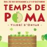 El municipi de Vilobí d'Onyar acollirà Temps de poma