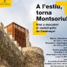 El castell de Montsoriu amplia els dies de visita durant el mes d'agost