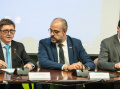 Els alcaldes de la Selva es reuneixen amb el conseller Buch per parlar de la seguretat a la comarca