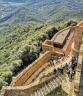 Unes 500 persones visiten el castell de Montsoriu durant el pont del Pilar