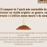 El Consell Comarcal de la Selva s'adhereix a la Setmana Internacional del Compost