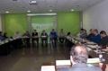 El president de l'ACM, David Saldoni, participa al Consell Comarcal de la Selva