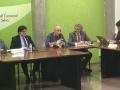 El delegat dels Serveis Territorials del Govern de la Generalitat de Catalunya a Girona, Pere Vila, assisteix al Consell d'Alcaldes de la Selva