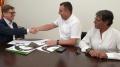 El Consell Comarcal de la Selva signa un conveni de col·laboració amb La Selva TV