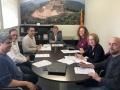 El Consell Comarcal de la Selva acull una sessió de treball Coop'Art amb els alcaldesses i alcaldes del Ter Brugent