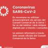 Darreres mesures de prevenció i contenció davant l'evolució dels contagis del #CoVid19