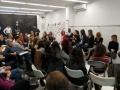 Més d'una vuitantena de persones participen a la 2a edició de la Jornada Emprèn en Femení al Centre Eix de Negoci de Santa Coloma