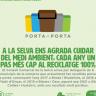 La comarca de la Selva, cada any un pas més cap al reciclatge 100%