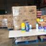El Consell Comarcal de la Selva inicia la distribució de lots de productes d'higiene personal i de neteja de la llar entre els usuaris dels centres de distribució d'aliments