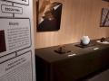L'exposició de David Sànchez León i Arc Pujol al Museu de la Gabella d'Arbúcies dona el tret de sortida al cicle d'exposicions d'Art en Ruta que impulsa el Consell Comarcal de la Selva
