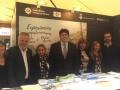 L'Associació de Turisme la Selva participa a la fira Mercat de Mercats de Barcelona