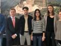 El Consell Comarcal de la Selva incorpora sis joves en contracte de pràctiques