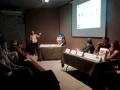 La Federació de Comerç de la Selva presenta davant dels seus associats la nova iniciativa comercial El Joc de la Laura a Arbúcies