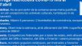 Pròrroga restriccions COVID-19 fins al 25 d'abril