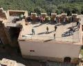 El nombre de visitants del castell de Montsoriu es manté durant l'any 2020