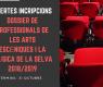 S'obre el període d'inscripcions per formar part del Dossier de professionals de les arts escèniques i la música de la Selva 2018-2019