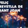 El Consell Comarcal de la Selva us desitja una Feliç Revetlla de Sant Joan