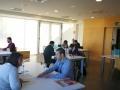 Un total de 25 persones participen a la primera edició de l'Speed Dating, organitzat pel Consell Comarcal de la Selva