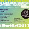 El Consell Comarcal de la Selva organitza la segona mostra de caràcters creatius, artístics i culturals StartArt2017