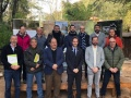 S'inauguren els trams gironins de la Ruta de la Tordera i riera d'Arbúcies
