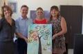 El Consell Comarcal de la Selva signa un conveni de col·laboració amb l'AMPA del Centre d'Educació Especial Ventijol per a l'activitat del casal d'estiu